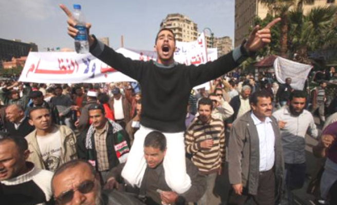 Egypt opposition rejects talks with govt