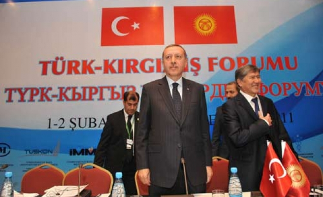 Kyrgyz PM says to protect rights of Turkish businessmen