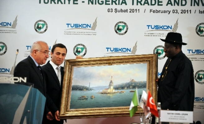 Turkey-Nigeria road map ready for trade ties