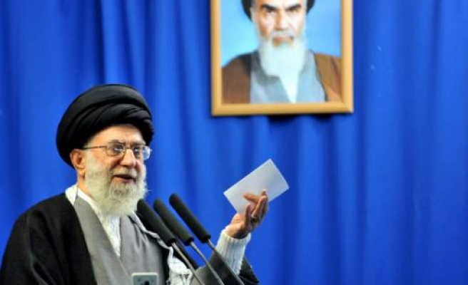 Iran's Khamenei hails 'Islamic' uprisings in Arab world