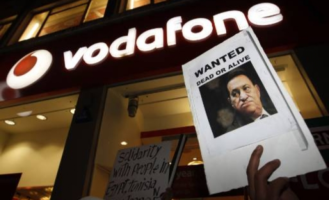 Vodafone: Egypt used us against opposition protests