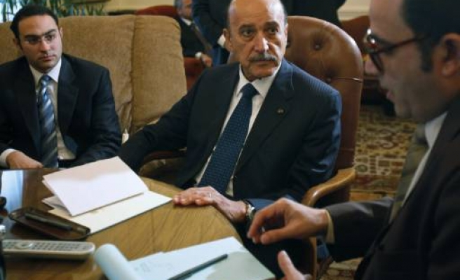 Egypt govt, opposition agree to set up committe