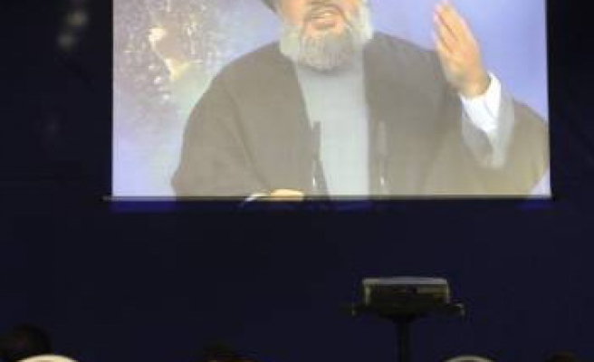Egyptians fight for Arab dignity: Hezbollah