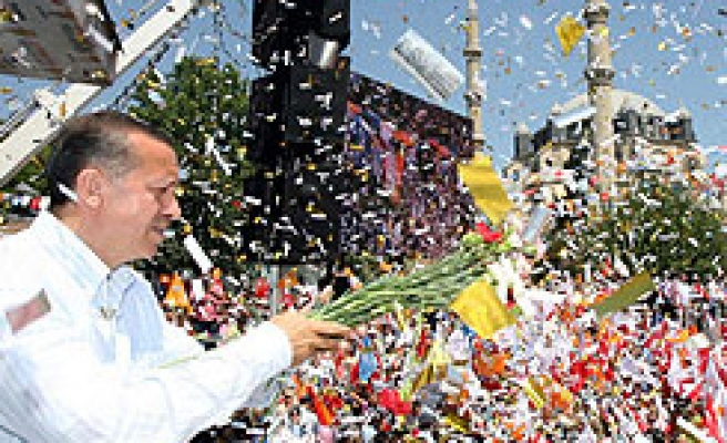 Turkish ruling party aims record vote in June elections