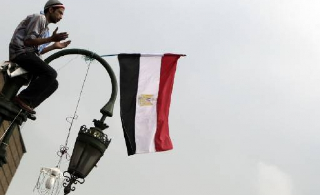 Turkey calls for constitutional democracy in Egypt