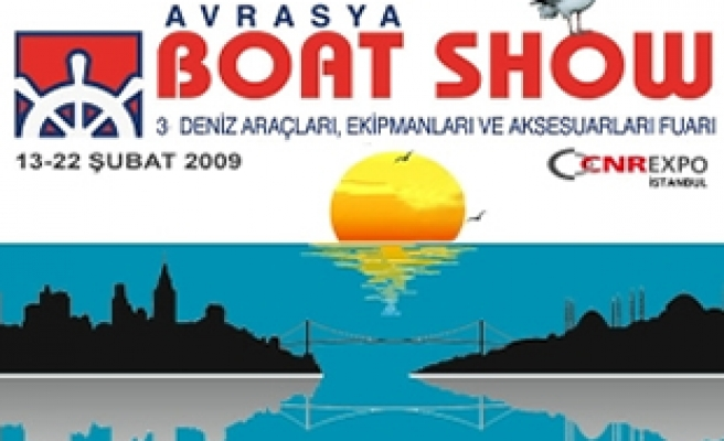 Eurasia Boat Show opens its doors in Istanbul