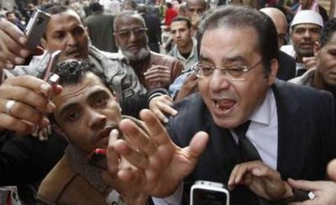 Egypt's Nour: army steps should 'satisfy protesters'