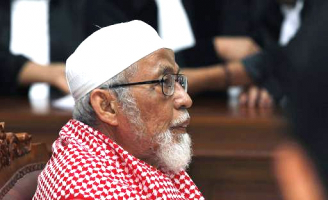 Indonesia trial on cleric adjourned
