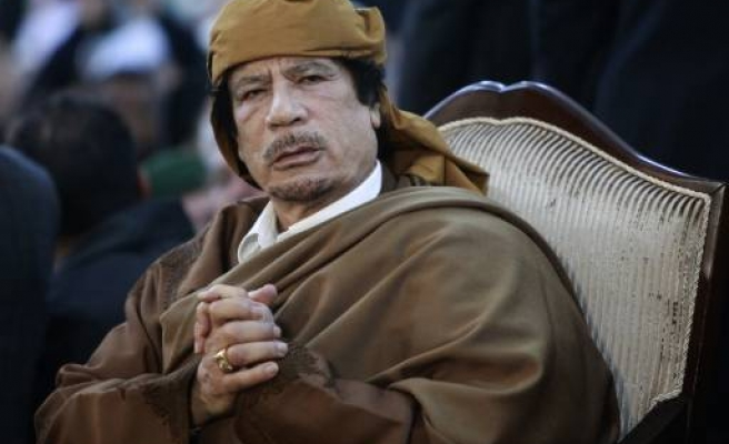 Libya leader urges all refugees to head to Palestine borders