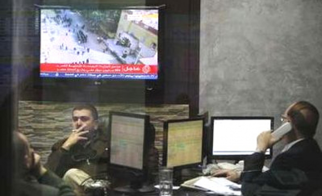 Egypt stock exchange delays reopening again