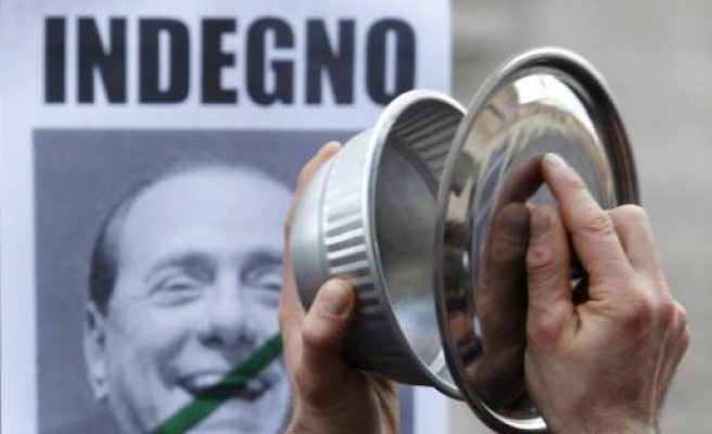 Berlusconi ordered to stand trial over prostitution case