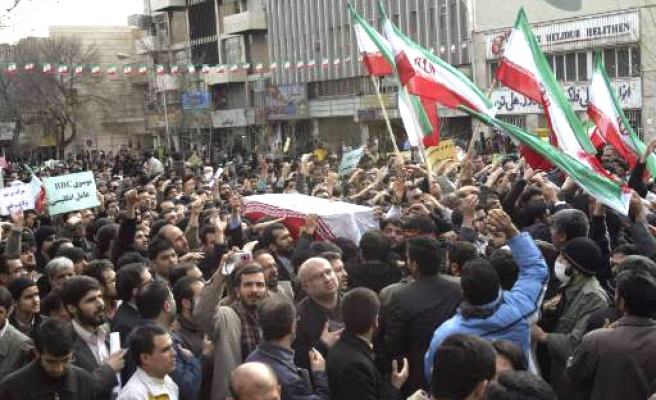 Clashes reported in Iran funeral - UPDATED