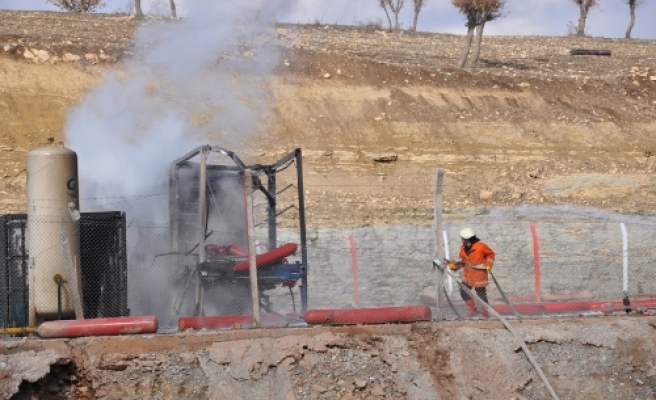 Turkey says fire in deadly gas exploration site extinguished