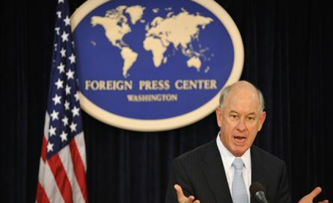 US 'gravely concerned' by Libya, warns on travel