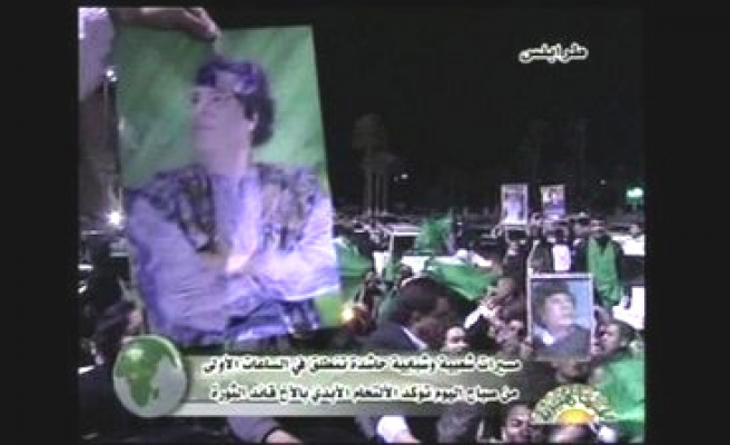 Libya braces for rival 'Day of Rage' - VIDEO