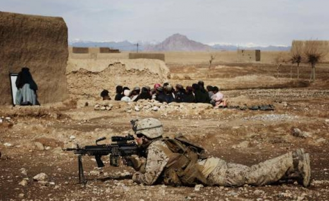 Foreign soldier killed in Afghan shooting