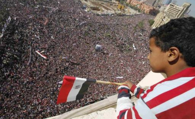 Qaradawi calls on army 'not to betray Egypt'