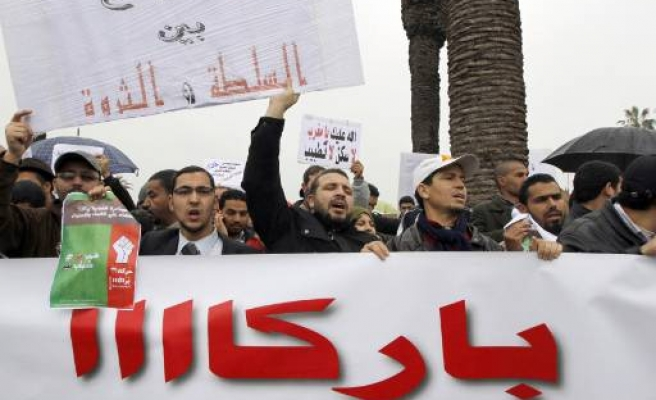 Five dead in Morocco unrest after protests