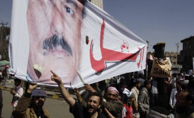 Yemen's Saleh refuses to quit amid ongoing protests