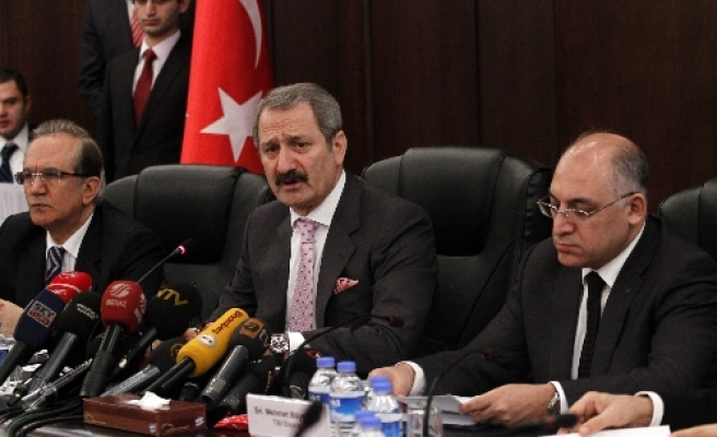 Turkish Minister Caglayan to travel to Portugal