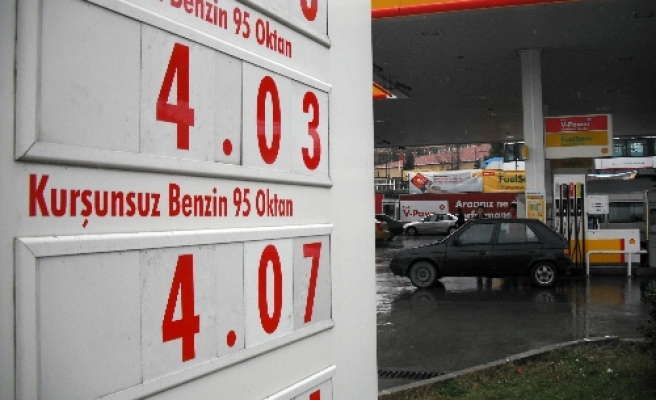 Turkey has highest fuel prices among EU members