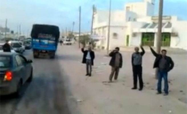 Benghazi celebrates 'freedom' from Gaddafi / VIDEO