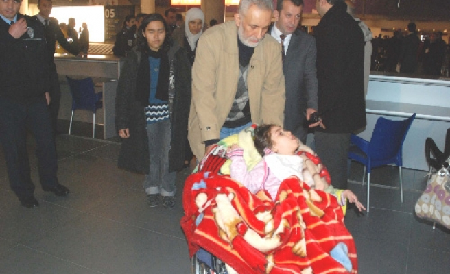 More Turkish citizens from Libya back in Turkey