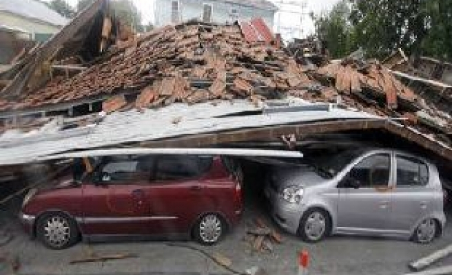 NZ earthquake toll rises to 144, expected to rise