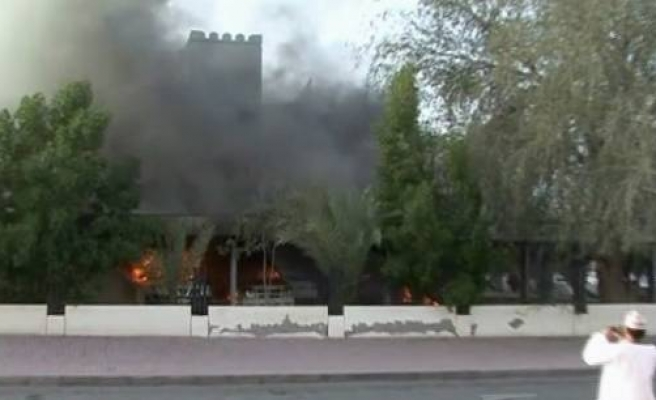 Deaths as Oman police and protesters clash