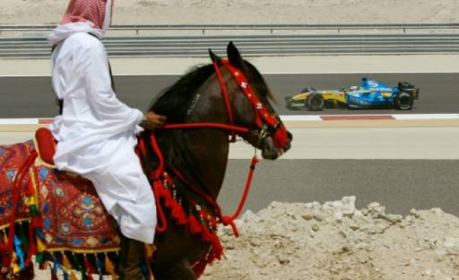 Bahrain jails five for plotting to bomb 2013 F1 race