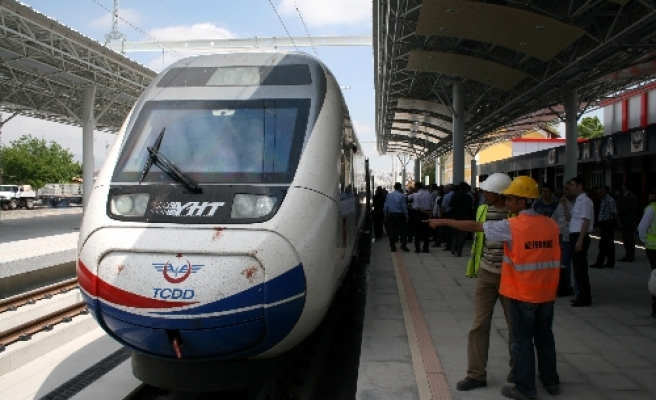 New connections on express train from Istanbul to Sofia