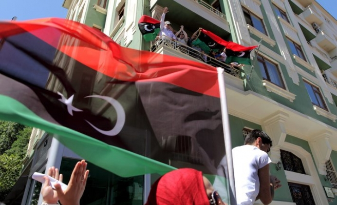 Libya UK envoy says NATO role over