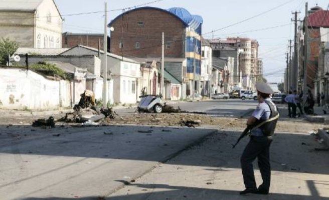 Five fighters killed in Dagestan