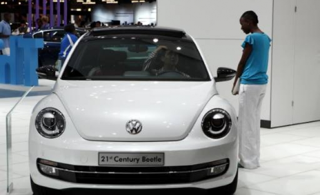VW to keep adding Chinese capacity amid growth