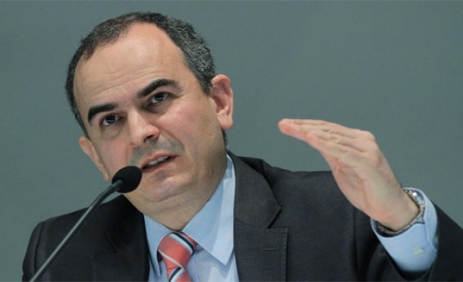 Turkish CB governor predicts growth rate in 2013 to be minimum 4 pc