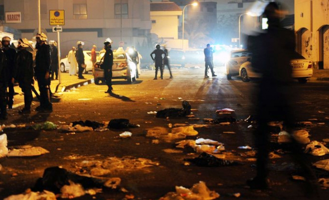 Bahrain bans all protest gatherings