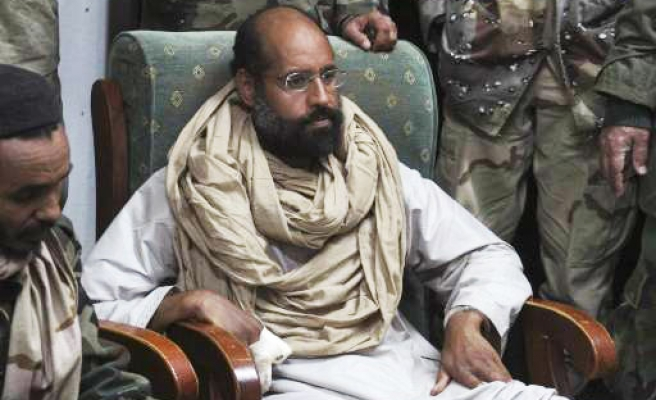 Gaddafi son's trial adjourned to May 12