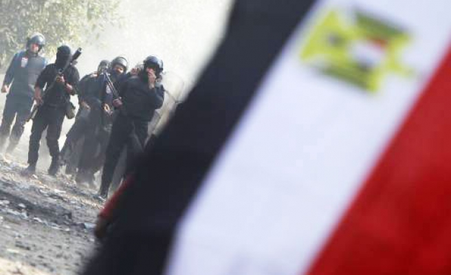 Three Americans 'arrested' in Egypt