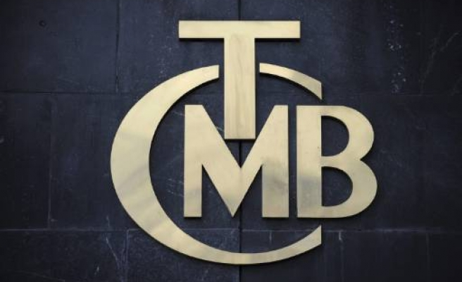 Turkish CB holds interest rate at 8.25 pct
