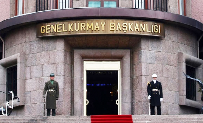 Turkish army files complaint to court over coup cases