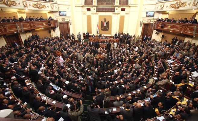 Egypt constitution case sent to higher court
