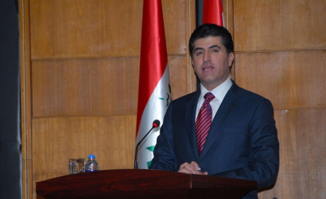 Barzani re-elected as PM of Iraqi Kurdish gov't
