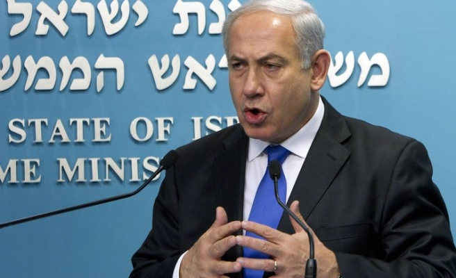 Israel's Netanyahu says to continue construction in all regions