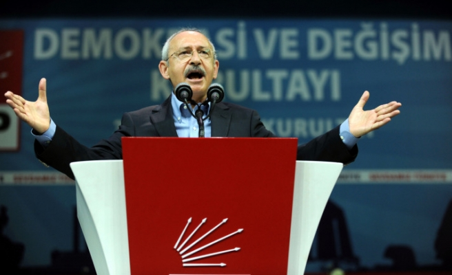 Turkish opposition leader to visit Iraq and Egypt