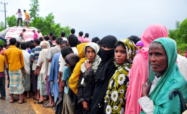 UN General Assembly urges Myanmar to protect Muslims