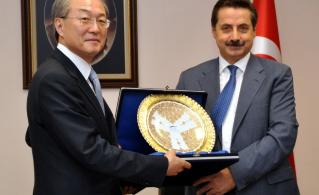 Turkey signs cooperation deal on social security with S.Korea