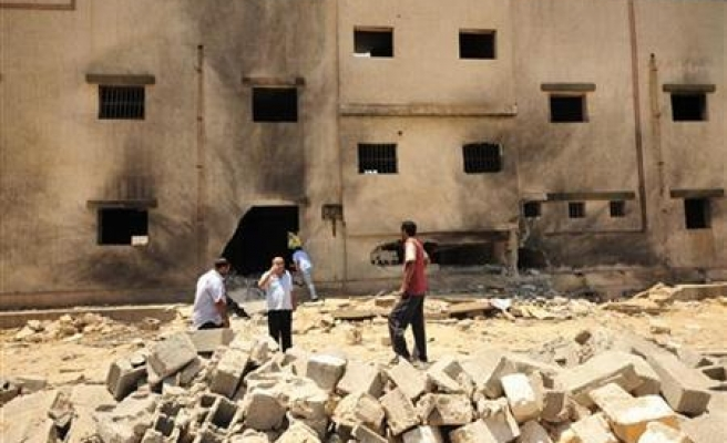 Nine soldiers killed on Libya security HQ attack