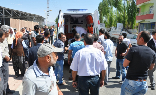 Rocket attack killed Turkish police officer, 2 injured