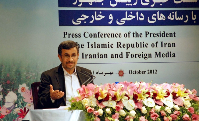 Iran parliament to summon Ahmadinejad on currency