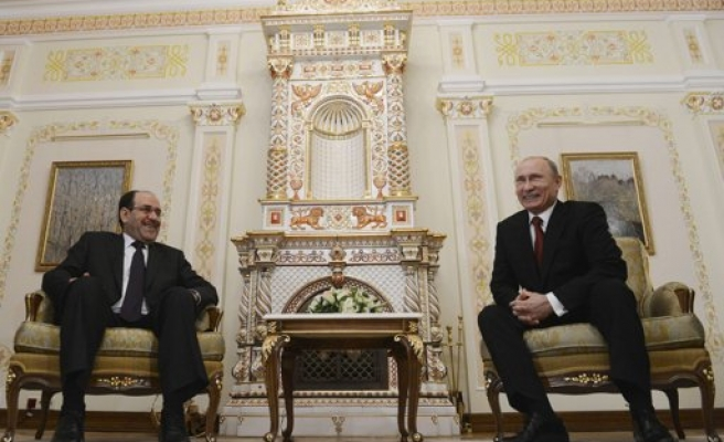 Iraq cancels Russia arms deal over graft concerns